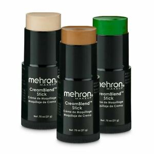 Mehron Creamblend Stick Makeup for Face and Body