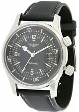 New Longines Heritage Collection Automatic Legend Diver Mens Watch L36744500