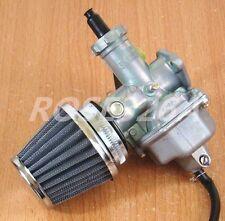 Carburetor W/ Air Filter For Honda CL200T NX125 TR200 XR200
