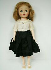 Vintage Blonde American Character Toni Doll 10 Inch