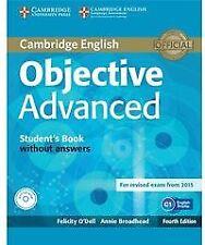 (14).(ST-KEY).OBJECTIVE ADVANCED CERTIFICATE (+CDROM)/4A.ED