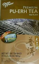 Prince Of Peace Pu Erh Tea (100 Tea Bags)