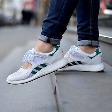New Womans Adidas Equipment Racing 91/16 US Shoe Size 7.5 S75212 Boost Tech