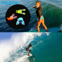 TELESIN Mouth Mount Surfing Skating Bite Mouthpiece for GoPro Hero 7 6 5 4 3 3+