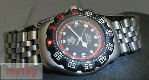 TAG Heuer F1 Midsize Quartz Sports Watch WA1214