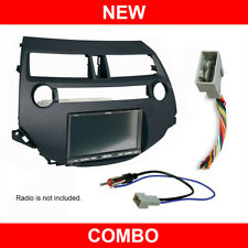 Honda Accord Double DIN Car Stereo Radio Install Dash Mounting Kit+Wire Harness