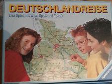 Ravensburger Gesellschaftsspiele aus Pappe mit Thema Landkarten & Weltkarten