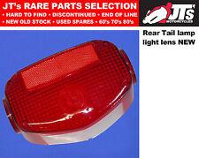 REAR TAIL LIGHT BACK BRAKE LAMP LENS SUZUKI GS250 GS400 GS550 GS750 AFTERMARKET