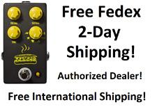 New JHS Muffuletta Fuzz Overdrive Distortion Muff Guitar Effects Pedal