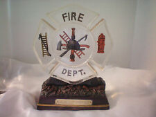 Firefighters Legacy of Courage 2003 Bradford Exchange Limited Edition