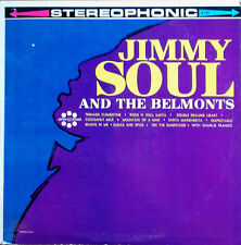 JIMMY SOUL AND THE BELMONTS / CHARLIE FRANCIS - SPINORAMA - STEREO LP