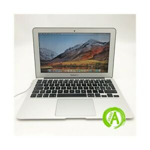 """Apple Macbook Air 11 """" A1370 Mid 2011 I5 RAM 2GB SSD 60GB Battery New Grade To"""