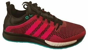 Adidas Adizero Feather W Running Sports Shoes Fitness Shoes Ladies Size 40 Red