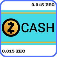 0.015 Zcash (ZEC) CRYPTO MINING-CONTRACT (0.015 ZEC)
