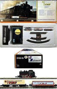 Marklin Z Scale 8163 TEG  COLLECTOR Starter Set Original Box C7