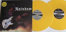 LP RAINBOW LONG ISLAND 1979 (2LP) YELLOW VINYL - clp-2282-1 (Deep Purple) SEALED