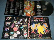 QUEEN Japan 1986 NM LP+Obi KIND OF MAGIC