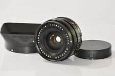 [Top Mint !] LEICA ELMARIT R 24mm F2.8 3Cam MF w/ Hood from Japan