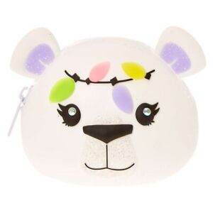 Bella the Polar Bear Coin Purse Change Purse Wallet Free Shipping NWT