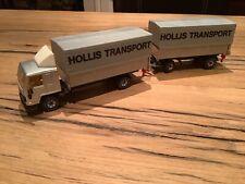 Siku Volvo FL10 Intercooler. HOLLIS TRANSPORT