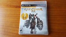 God of War Saga (Sony PlayStation 3) PS3
