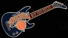 New York Knicks Guitar Pin ~ MLB ~ Baseball
