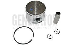 Piston Kit w Rings w Pins 42MM For Husqvarna 345 Chainsaws Engine Motor