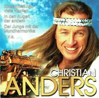 (CD) Christian Anders - Schlagerrendezvous - Es Fährt Ein Zug Nach Nirgendwo