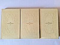 L'Arétin * Les Ragionamenti * Cercle du Livre Précieux 1959 * 3 Volumes TBE