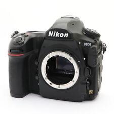 Nikon D850 Body shutter count 34392 shots