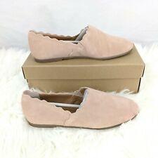 NIB Lucky Brand Clooey Flat Pink Royal Blush Size 9