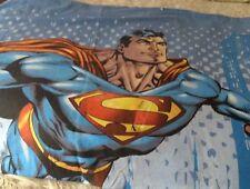 Superman Single Cotton Doona Cover