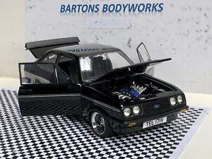 1:18 Mk2 FORD ESCORT RS2000 MODIFIED  Pinto Mexico Mk1