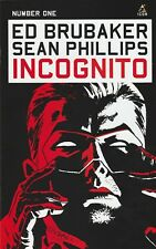 Incognito #1 by Ed Brubaker and Sean Phillips - Variant Cover - VF+/NM