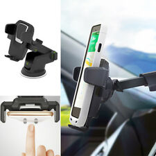 Universal 360° Rotation Car Windshield Mount Holder Cradle For Mobile Phone GPS