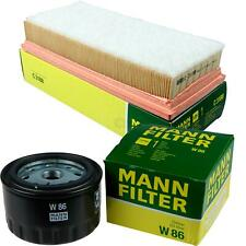 MANN-FILTER PAKET Luftfilter Ölfilter Alfa Romeo GT 937 2.0 JTS 9308955