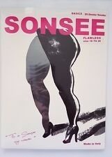 Plus Size Sonsee Stockings/Pantyhose 20 Denier Size 18 to 20