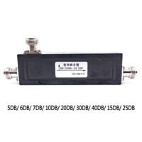 Female RF Directional Coupler Coaxial 200W N-Type Replacement 800-2500MHz
