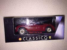 Ferrari 1948 166 MM Classico Collezione 1:43 Scale Red Die Cast Series New NIB