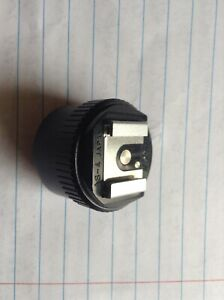 Nikon AS-4 Hot Shoe Adapter for F3 from closed shop