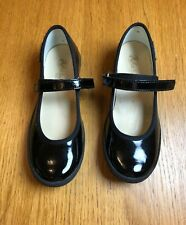 Black Naturino Mary Janes: Patent Leather Girl's Size 30 Nwot