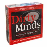 Dirty Minds Card Game Replacement Parts Pieces 1990 TDC Games