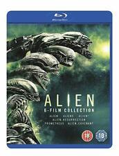 Alien 1-6 Boxset 2017 Blu-ray