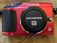 Olympus PEN E-PL2 Micro 4/3s mirrorless digital camera- body only