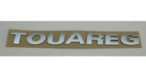 ORIGINAL VW Emblem Logo chrom Touareg 7P6853687 739