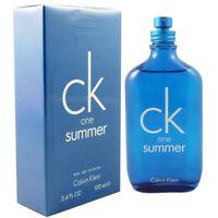 Calvin Klein CK One 2018 Summer 100 ml Eau de Toilette EDT