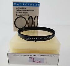 Hasselblad UV Sky Skylight Objektiv Lens Filter Bajonett Bayonet B-60 4228/20