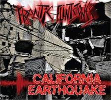 FRANTIC FLINTSTONES - California Earthquake CD - NEW PSYCHOBILLY Chuck Harvey