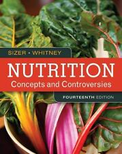 Nutrition : Concepts and Controversies (BRAND NEW US PAPERBACK STUDENT 14/E)