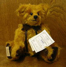 """Dean's Rag Book Company ROBERT, LE, 11"""" Jointed Mohair NEW/Tag From Retail Store"""